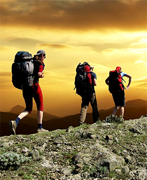 adventure camp activities in uttarakhand